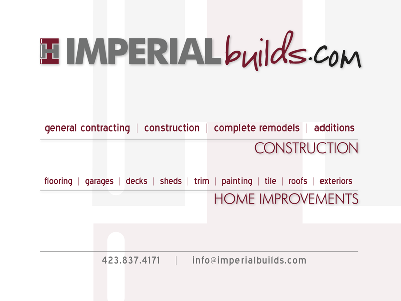 Imperial Builds